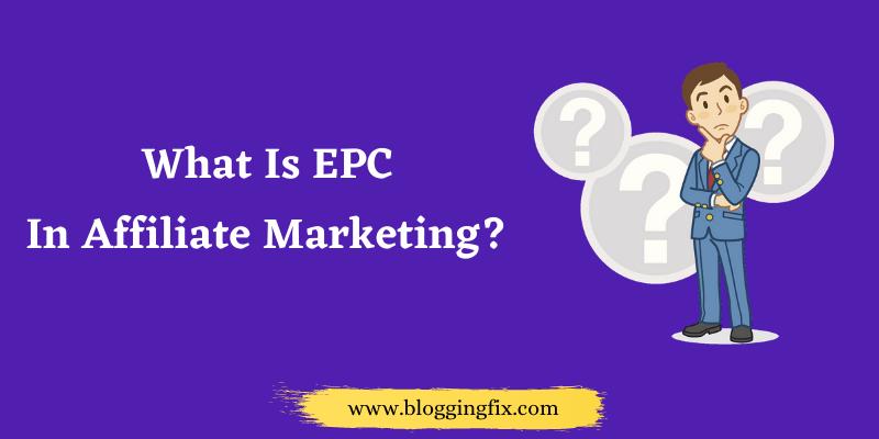 epc in affiliate marketing
