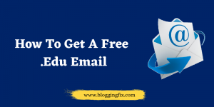 How To Get A Free .Edu Email Address In 2020: 100% Working Method