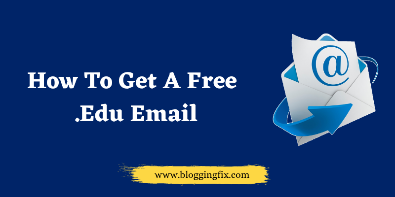 How To Get A Free .Edu Email