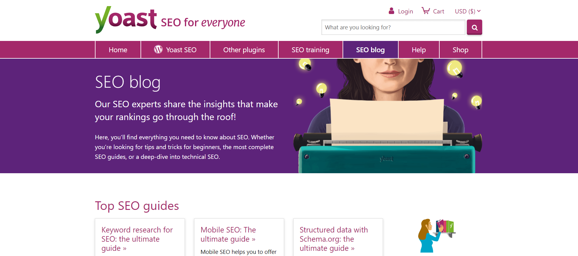 best SEO blog to follow in 2021