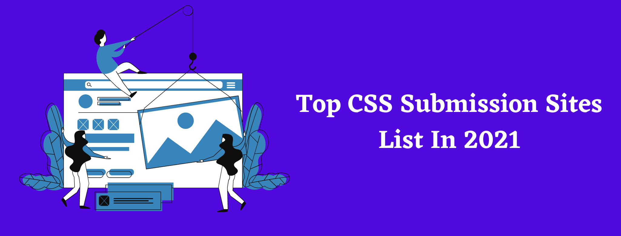 CSS Submission Sites List In 2021