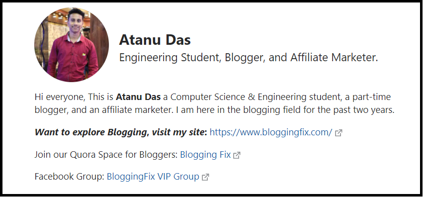 Use Quora To Promote Your Blog