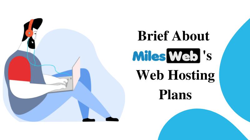 milesweb web hosting plans