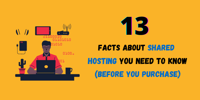 Facts About Shared Hosting