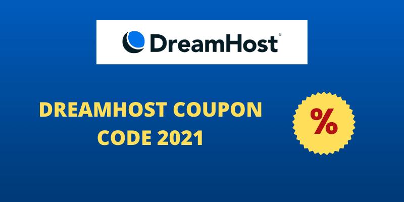 Dreamhost promo code