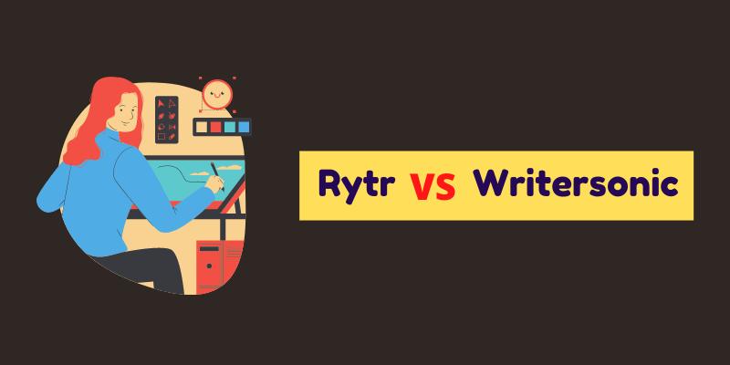 Rytr vs writesonic